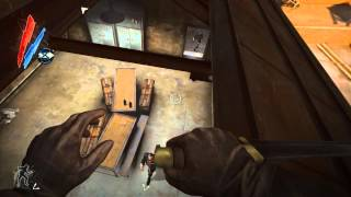 Dishonored The Knife of Dunwall DLC PC Playthrough (No Commentary) Part 1