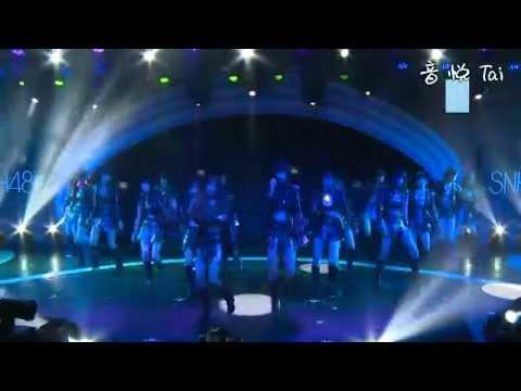 SNH48 - 呜吒 (UZA) LIVE version