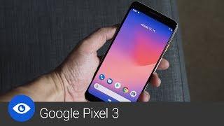 Google Pixel 3 (první dojmy)