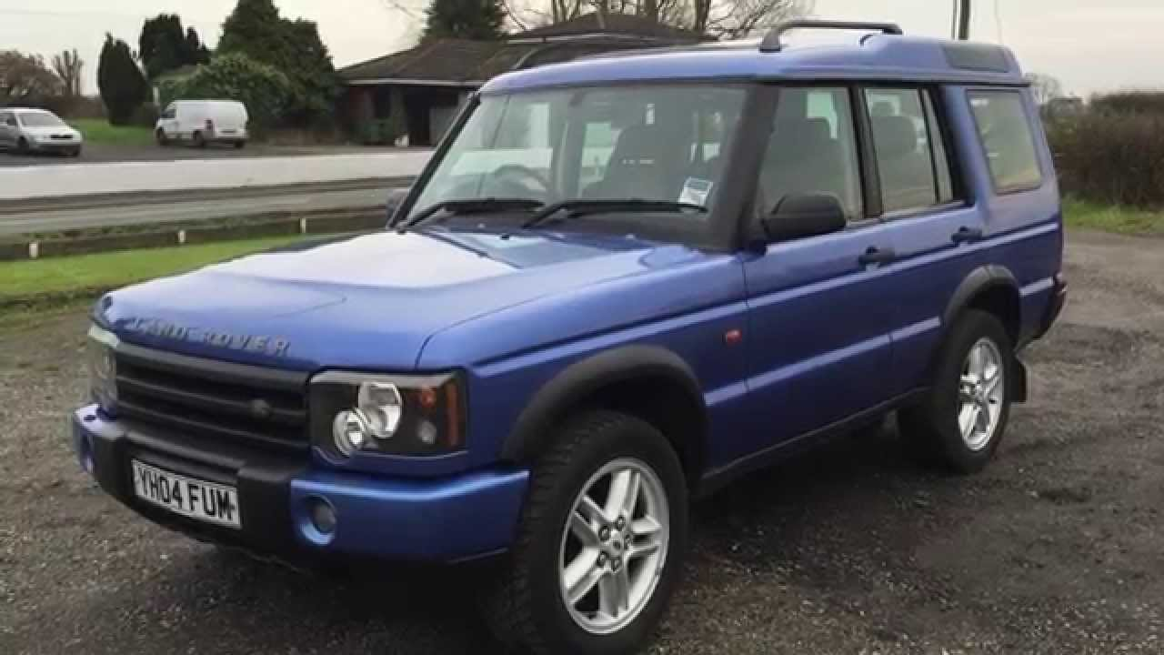 ago landrover rover i harry knows serviced the dealership ticks land would back peter kays million said turfed news one these vehicles d discovery front years at it over to had have if a