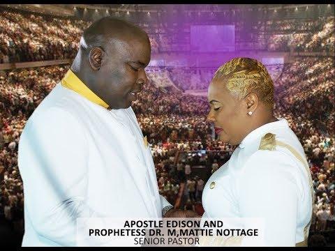 PROPHETIC SOLUTION & BREAKTHROUGH SERVICE||APOSTLE EDISON & PROPHETESS MATTIE NOTTAGE