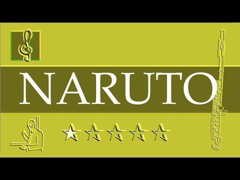 Flute Notes Tutorial - Blue Bird - Naruto Shippuden - Theme (Sheet Music)