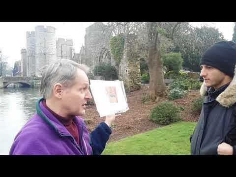 Visit to Canterbury