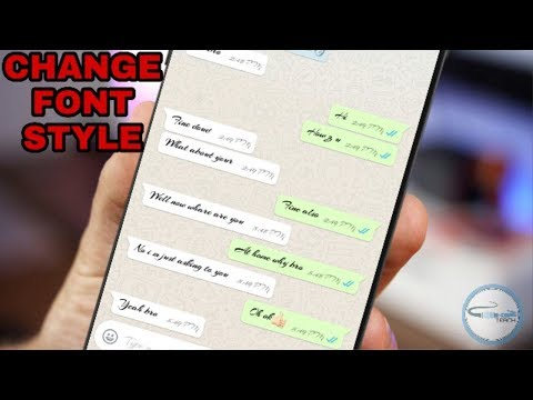 How To Install And Change Font Style In Any Android Device