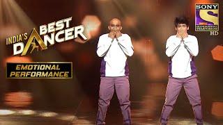 ' Main Jaha Rahu' पे दिखाए Shubranil ने  Moves! | India's Best Dancer | Emotional Performance