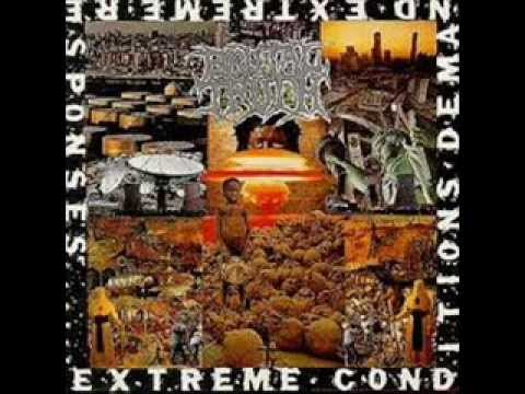 Brutal Truth  Extreme Conditions Demand Extreme Responses 1992 Full Album