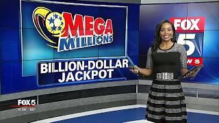 $1 billion Mega Millions jackpot