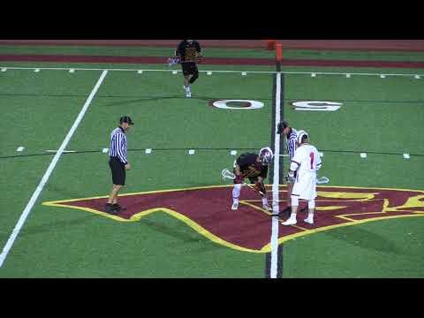 St  Ignatius vs Torrey Pines lacrosse 3.16.2018