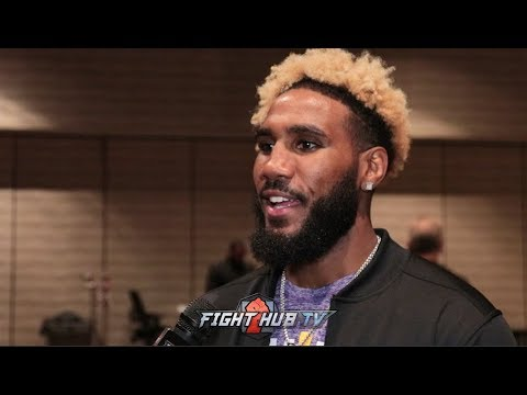 "JARRETT HURD TALKS CRAZY 36LBS WEIGHT CUT TO MAKE 154! ASSURES FANS ""CHARLO FIGHT WILL HAPPEN"""