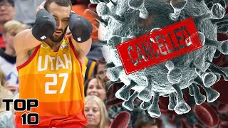 Top 10 Biggest Evęnts Cancelled Due To The Scary Outbreak