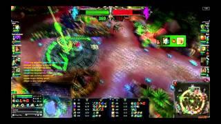league of legends dominion gameplay part 1 commandos vs yordles