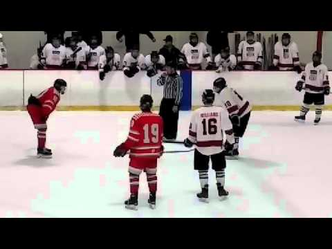 Springfield Pics u16 vs. Adirondack Wings 1/9/16.