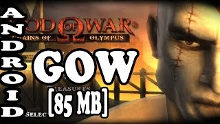 [85MB] How To Download & Play God Of War : Chains Of Olympus
