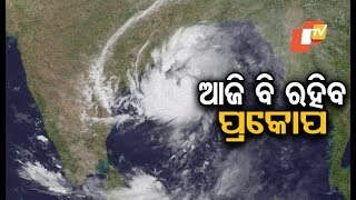 Cyclone Titli - Live Updates from Gopalpur beach in Odisha