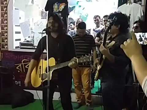 Tanmoy da Performing '' Sudhu ei kothata...