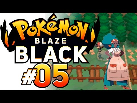 """NOOOOOOOOO""  Pokémon Blaze Black Randomizer Nuzlocke Ep 5"