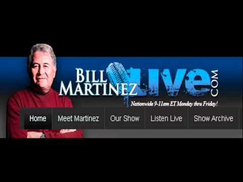 Carl on Bill Martinez Live - Talking about Egypt, Prophecy and TODAY'S HEADLINES! Riveting!