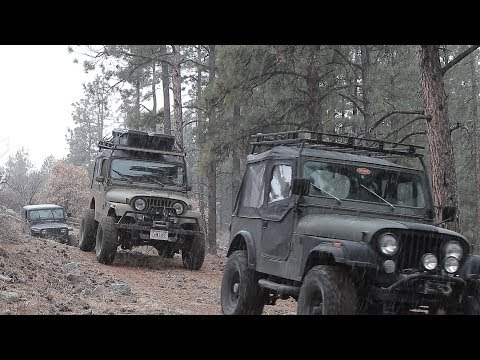 JEEP EXPLORING: Northern New Mexico