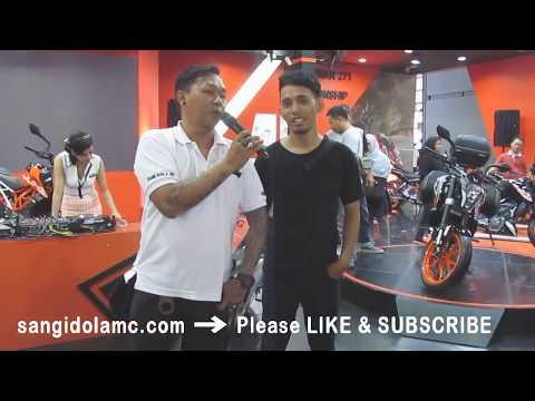 "Sang Idola MC ""All Event MC"" - ""KTM Jakarta Fair 2017"" [Perform 8] [GAMES 2]"