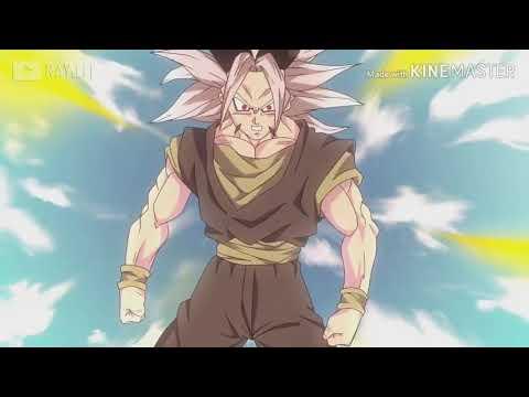 Goku Raggiunge Il Super Saiyan Di 5 Livello