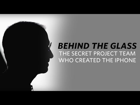 The secret project team who created the iPhone