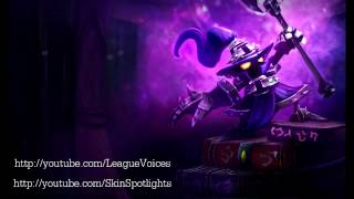 Veigar Voice - English - League of Legends