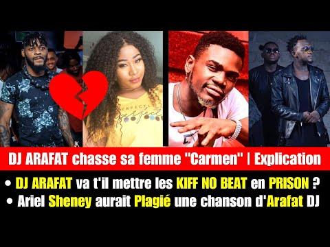 DJ ARAFAT Chasse Sa Femme (Toute La Verité) | PRIINCE TV