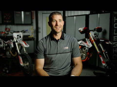 How Mike overcame the loss of his leg | Life-changing innovations | Sandvik