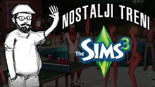 Nostalji Treni #5 - Geekyapar Ekibini Sims'e Taşıdık!