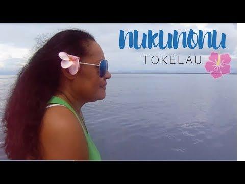 TOKELAU, NUKUNONU 2017 - Tribute To Our Aunty Sr Juliana Perez