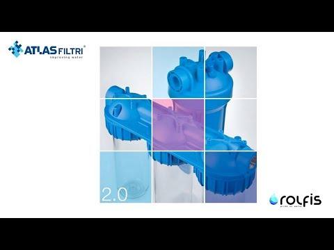 ATLAS Filtri ➠ Производство фильтров для воды Атлас ➠ Made In Italy