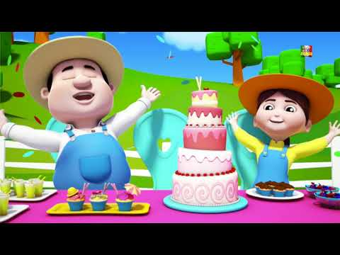 Buon compleanno a te | compleanno canzoni per i bambini | Happy Birthday Song | Kids Songs