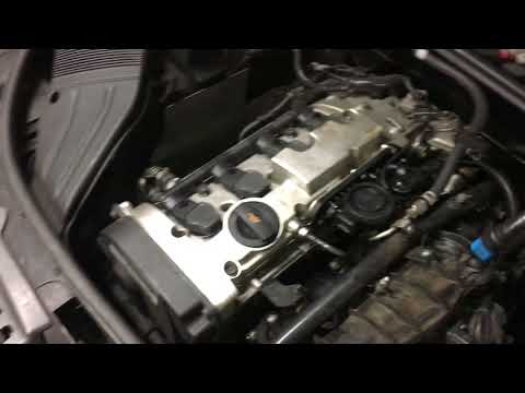 Audi A4 2.0T P0171 System Too Lean P2187 P2279