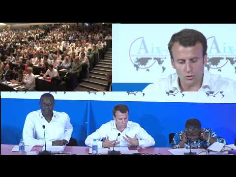 Session 24 - Le travail, richesse du monde - REAix 2015