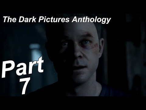 The Dark Pictures Anthology: Man Of Deman - Gameplay Walkthrough Part 7 - We Escaped (FULL GAME) |