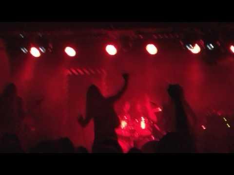 Possession (Black Metal/ Belgium) - Live @ Rites of the Black Mass, Bucharest, 15.10.2016