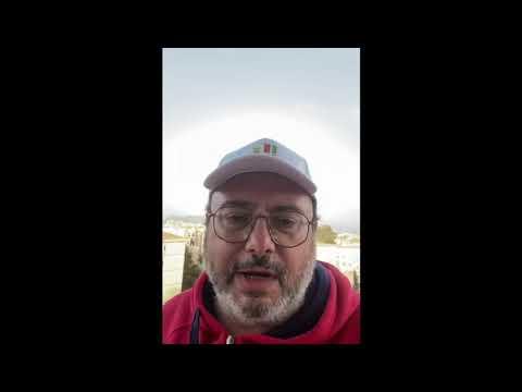 Arialdo Giammusso invita alla protesta civile per dire NO alla quarantena di 50 migranti in città.