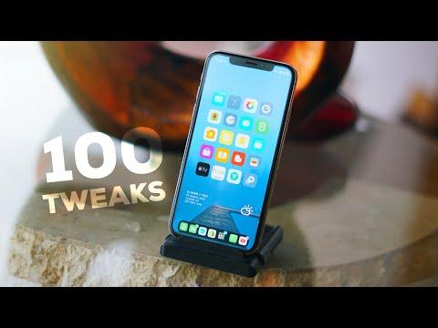Top 100 FREE iOS 12 Jailbreak Tweaks - BEST iOS 12 - 12 1 2
