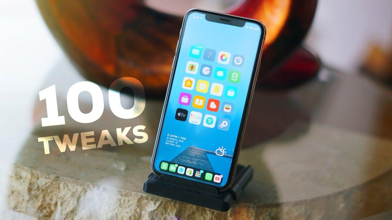 Top 100 FREE iOS 12 Jailbreak Tweaks - BEST iOS 12 - 12 1 2 Cydia Tweaks