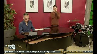 "Coco Zhao Performs ""Sunday Story"""