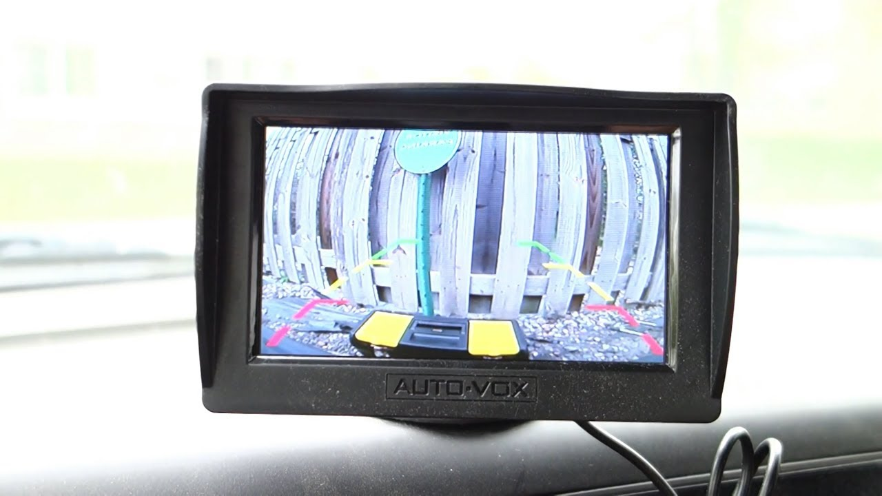 autovox m1w wireless backup camera review and installation youtube. Black Bedroom Furniture Sets. Home Design Ideas