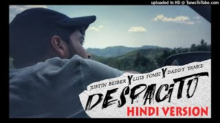 "DESPACITO - (Special Indian Cover ""Hindi/Spanish/English"" - Srushti Barlewar)"