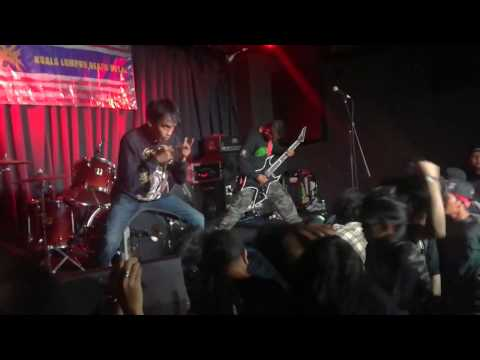 IMPLIED - TORRENT OF BLOOD LIVE AT KUALALUMPUR DEATHFEST