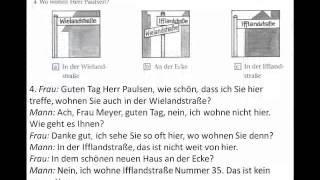 Start Deutsch 1 Hören Teil 1