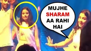 Sakshi Dhoni Gets EMBARASSED To Dance With Freddy Daruwala At Poorna Patel Wedding