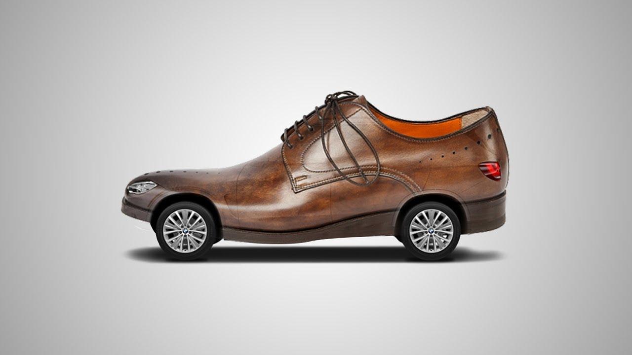 Car Shoe: Creative Photo Manipulation
