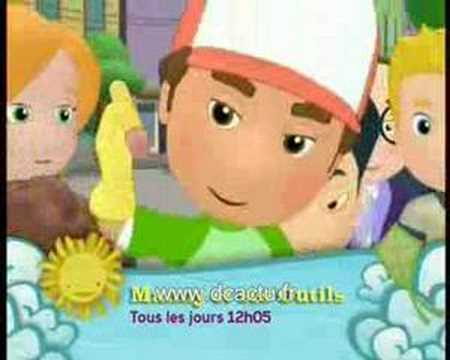 Playhouse Disney Channel France new presentation 2007