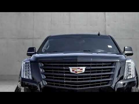2020 Cadillac Escalade Esv Platinum Youtube