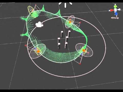 CAPA - Camera Path Animator - Unity3d Tutorial 3