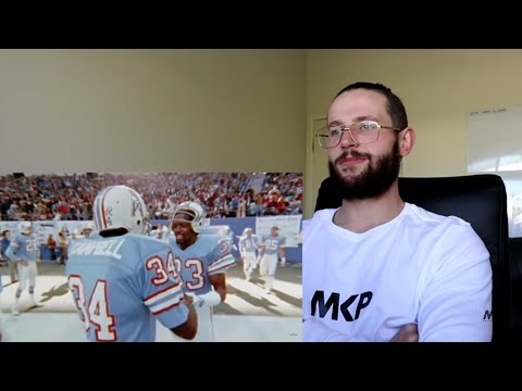 Rugby Player Reacts to EARL CAMPBELL NFL Legend Career Highlights!